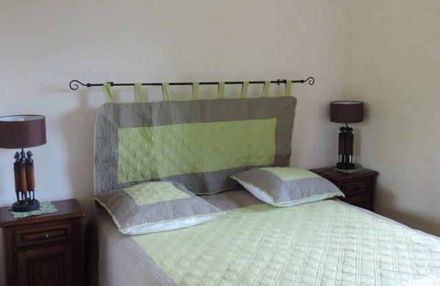 Chambre verte 3