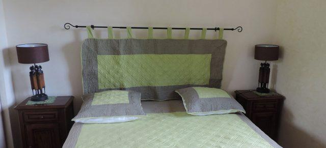 Chambre verte 4