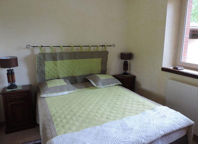 Chambre verte 6